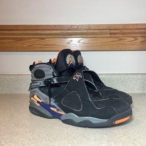 Jordan Retro 8 Phoenix Suns